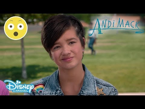 Andi Mack | SNEAK PEEK: Season 3 Episode 7 First 5 Minutes | Disney Channel UK