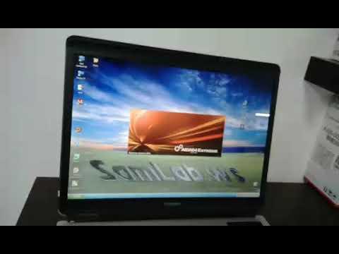 Toshiba A105 с новым аккумулятором и зарядным устройством