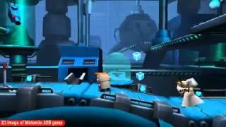 Baixar 3DS - Punch Time Explosion - Samurai Jack vs Dexter Trailer