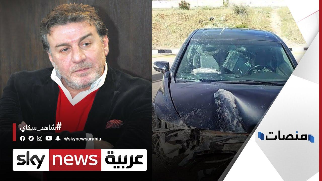 فنان سوري يتعرض لمحاولة اغتيال.. وموهبة التمثيل أنقذته |#منصات  - 17:59-2021 / 5 / 7