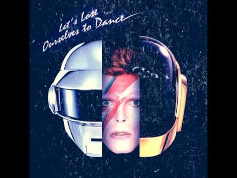 Let's Lose Ourselves to Dance (Bowie Vs. Daft Punk MC Squared Mashup)