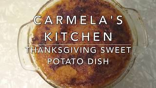 The Best Thanksgiving Side Dish!