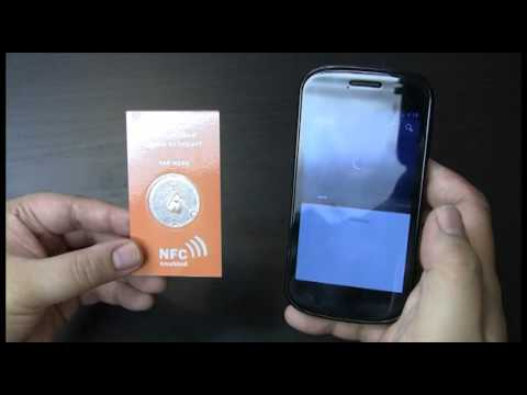 nfc business card with transparent nfc tag - Nfc Business Cards