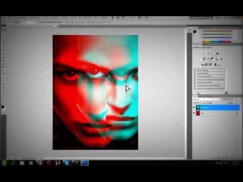 Как Сделать Эффект 3D Фото  instructionacademy