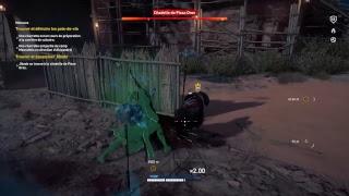 Ac origins infiltrate a fort
