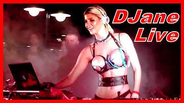 DJ Micaela Schäfer Live - Schaumparty Panorama-Bad Freudenstadt - DJ Micaela Schäfer Live