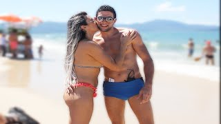 Kissing Prank - Beach Bikini EDITION