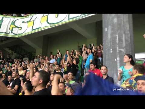 Putin Huilo 07.08.2014 FC Zimbru - FC Grodig