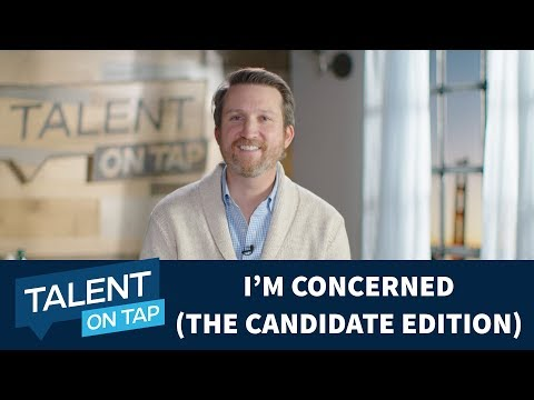 """How To Use The Phrase """"I'm Concerned"""" To Engage Elusive Candidates  