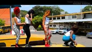 bombones crew freestyle dancehall venezuela revelacin dance bombn burbuja bellota y bellah