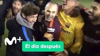 Baixar El Día Después (30/04/2018): La celebración del título liguero del Barça