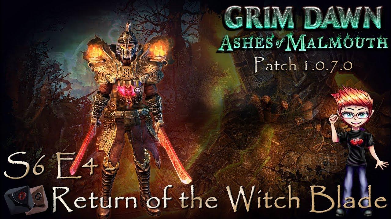 Grim Dawn S6 E4 - Return of the WitchBlade
