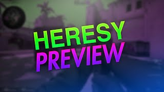 Video Heresy - Preview (COMING SOON!) download MP3, 3GP, MP4, WEBM, AVI, FLV September 2017