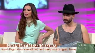 Húga szerint ByeAlex depresszív alkat - 2015.06.22. - tv2.hu/mokka