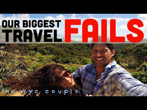 OUR BIGGEST TRAVEL MISTAKES // TRAVEL TIPS