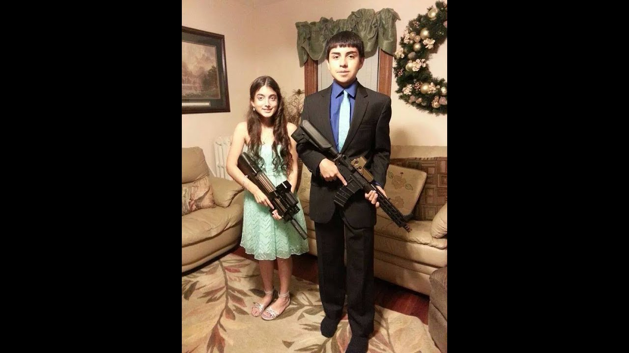 Students Suspended For Airsoft Gun Pics Taken At Home -5628