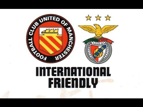FC United of Manchester v Benfica 29/5/15    HiDef