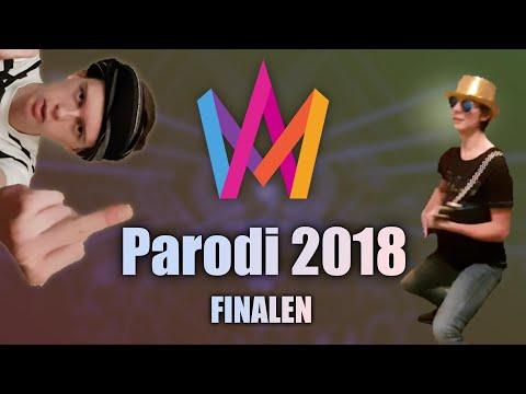 Melodifestivalen 2018 PARODI - Finalen