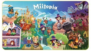 Meine Mii ziehen in ein Abenteuer! - Miitopia Demoversion - inkl. Gewinnspiel