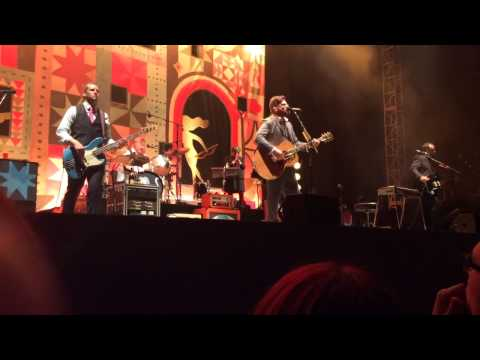 The Decemberists - Calamity Song - live at the Greek Theater Berkley 05.01.2015