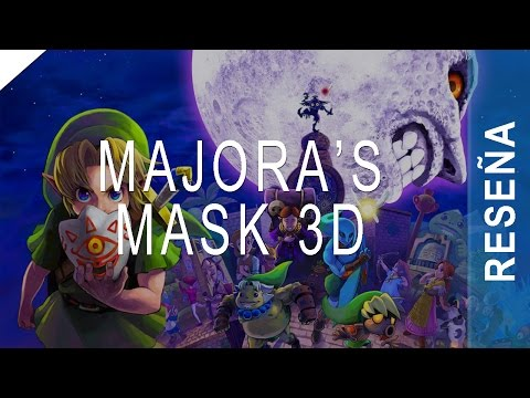 RESEÑA - The Legend of Zelda: Majora's Mask 3D