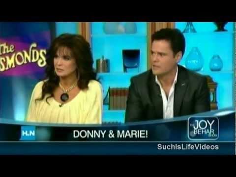 Joy Behar Talks Mormonism With Donny & Marie Osmond