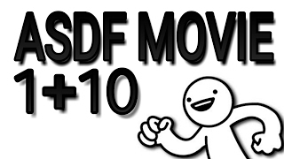 ASDF MOVIE 1-10 + DELETED SCENES ENGLISH !ORIGINAL!