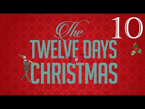 Day 10 | 12 Days Of Christmas Countdown | Kids Clubhouse