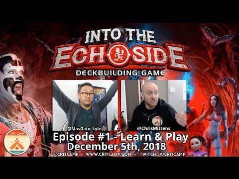 Into The Echoside | Board Game | BoardGameGeek