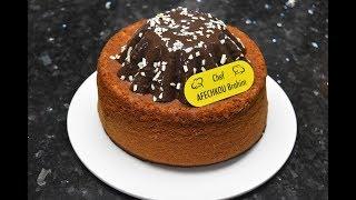 الكيكة الاسفنجية الشاهقة لإفطار رمضان هشة ورطبة كالقطن تستحق التجربة / وصفات رمضان 2019