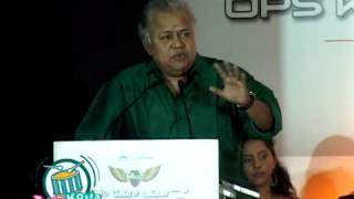 Actor Radha Ravi Speech in OPS KOSSA DAPPA Movie Launch:Tentukotta