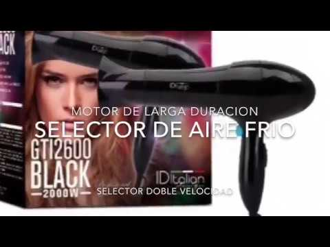 388de2797778a Comprar Secador pelo Profesional IDITALIAN - YouTube