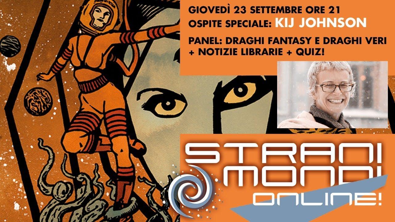 Stranimondi Online! - 2° episodio