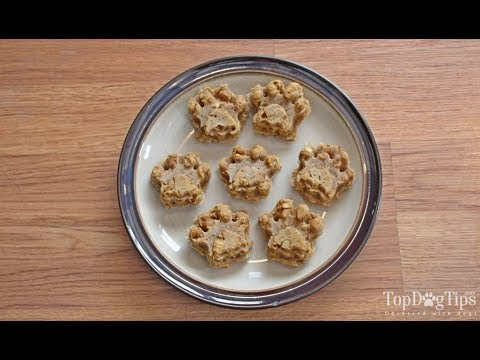 Homemade Dog Treats With Baby Food Recipe (Easy To Adjust)