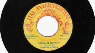 (1977) Carlton Jackson: History of Captivity / Version (Custom Disco)