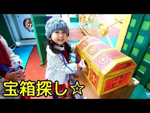 那須ハイでスナックワールド宝箱探し☆ハロウィンでトリックオアトリート♡himawari-CH