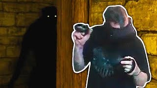 Getting Stalked By DEMONS In VIRTUAL REALITY!  | (Oculus Rift VR + Touch Gameplay)