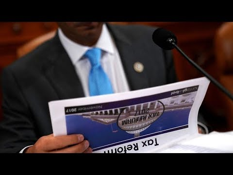 US House of Representatives to Eliminate State Tax Write-Offs