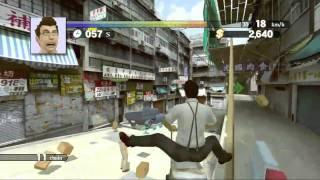 PS Move Kung Fu Rider Gameplay