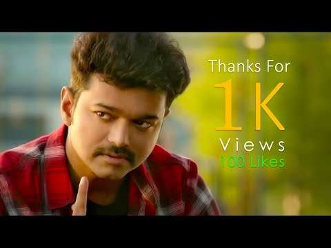 Mersal - Macho | Tamil Lyric video |...