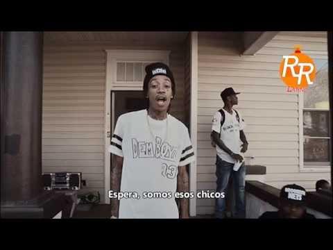 Wiz Khalifa  We Dem Boyz Subtitulada Español