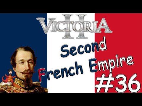 Victoria 2: HFM - Napoleonic Empire of France! #36