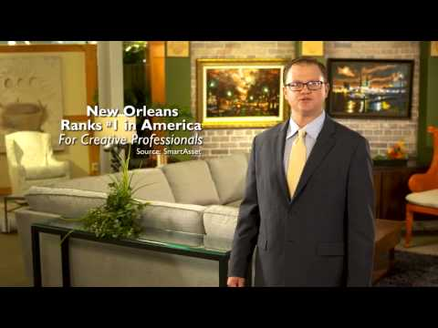 We Choose Louisiana -  Doerr Furniture - NOLA #1 Creative Professionals