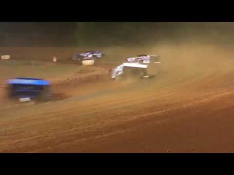 Ultimate Super Late Models Racing at Modoc Raceway South Carolina