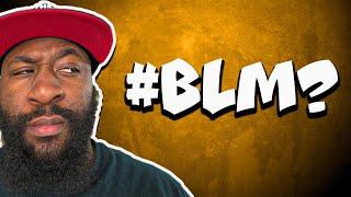 Why I don't support #BlackLivesMatter