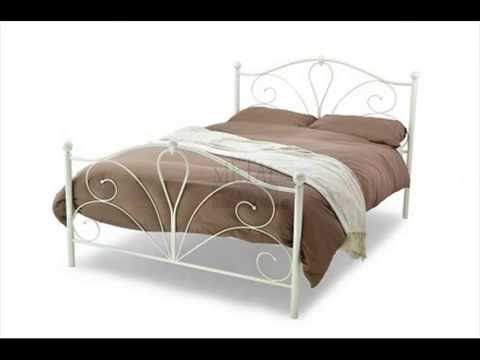 Metal Bed Frame Single Bed Design Ideas