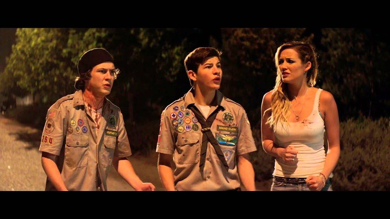 Scouts Vs Zombies Deutsch