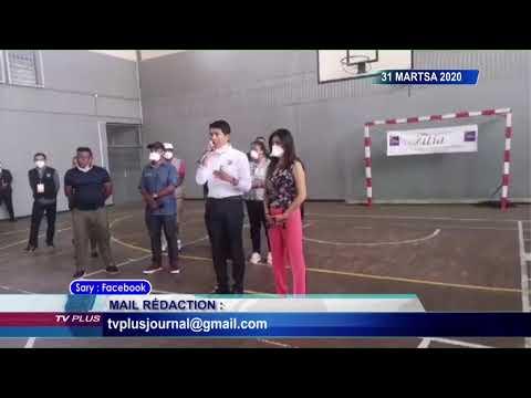 ÉDITION SPÉCIALE 12H DU 31 MARS 2020 BY TV PLUS MADAGASCAR