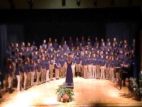 Carolina Springs Middle School Chorus, Music Brings Us Together