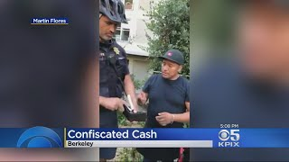 UC Officer Tickets Berkeley Hot Dog Vendor, Takes His Money